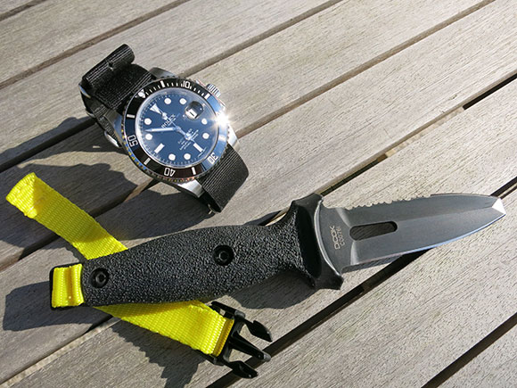 DICOK - Diving Compact Knife - di Extrema Ratio