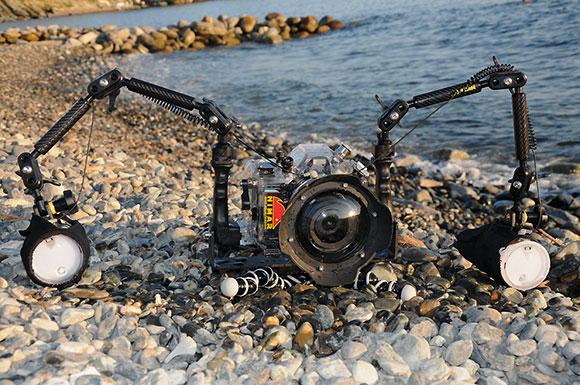 Nikon D3200 e NiMAR NI3D3200ZM