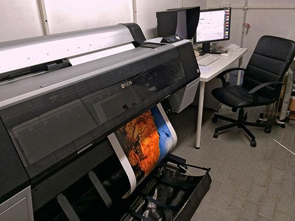 EMOZIONI - laboratorio di stampa FINE-ART