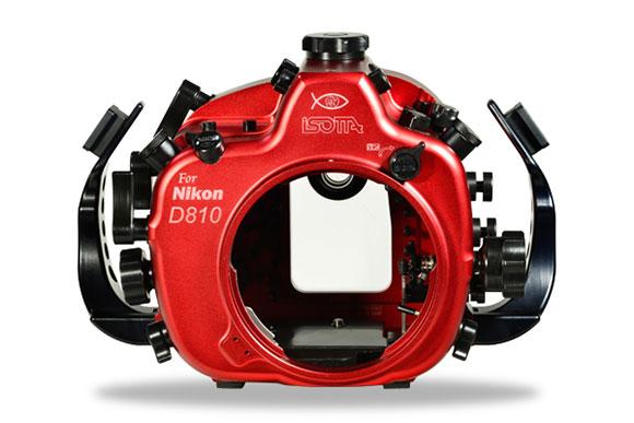 custodia Isotta per Nikon D810