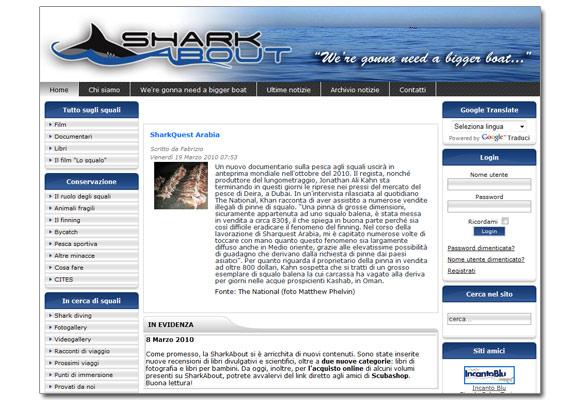 Sharkabout.com