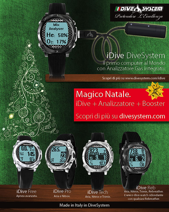 Buon Natale Dive System