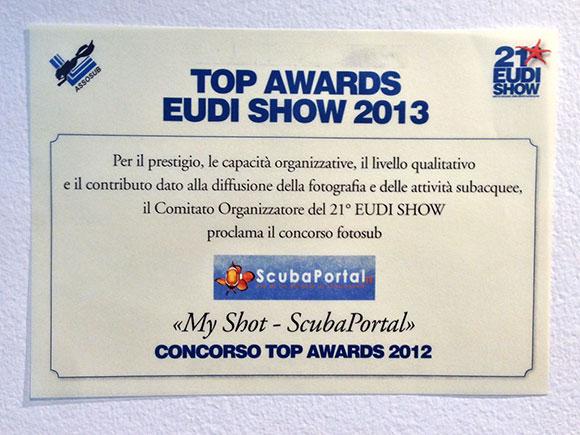EudiShow Top Awards