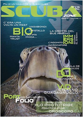 ScubaZone, più di una rivista di subacquea