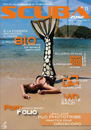 ScubaZone - Più di un magazine di subacquea