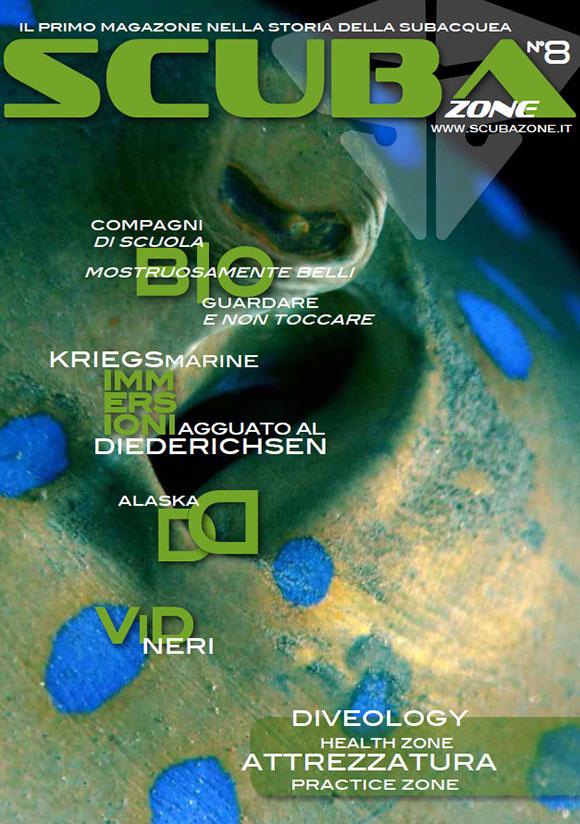 ScubaZone - magazine di subacquea