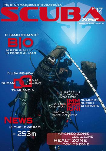 ScubaZone magazine di subacquea