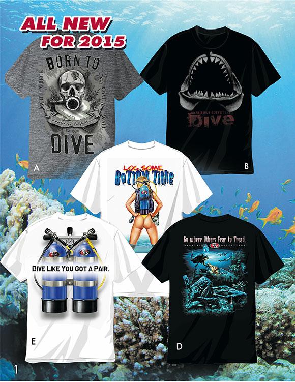 T-Shirt A/O Amphibious Outfitters