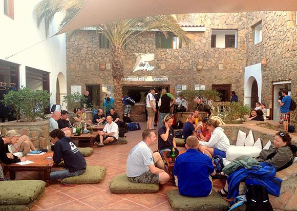 Camel Dive Club & Hotel di Sharm El Sheikh