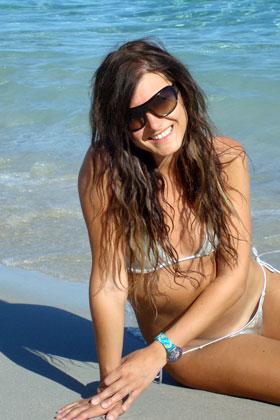 Lisa Pedrini, miss scuba 2008