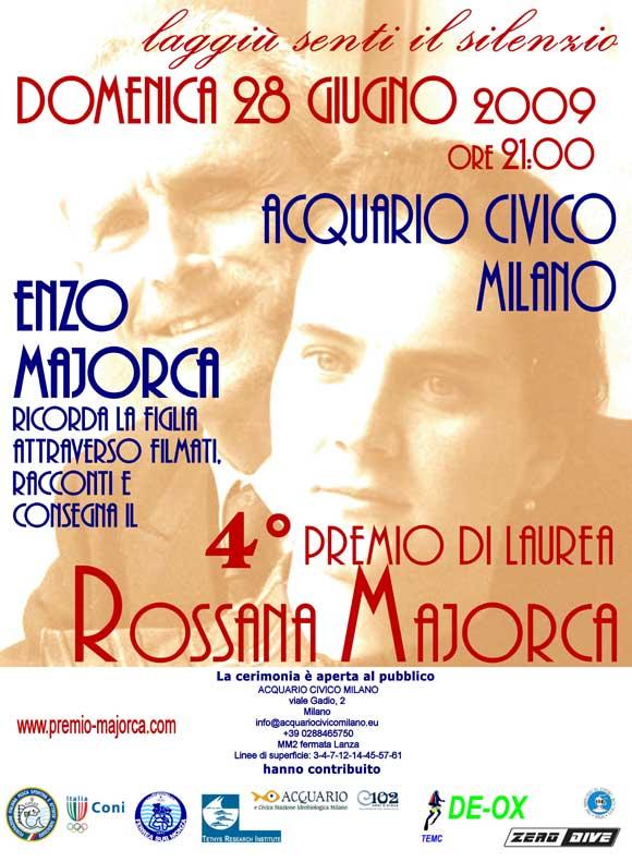 Premio Rossana 2009