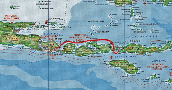 Viaggio da Komodo a Bali nel lusso di Arenui articolo su ...