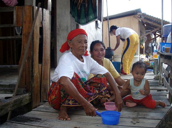mabul in Malesia