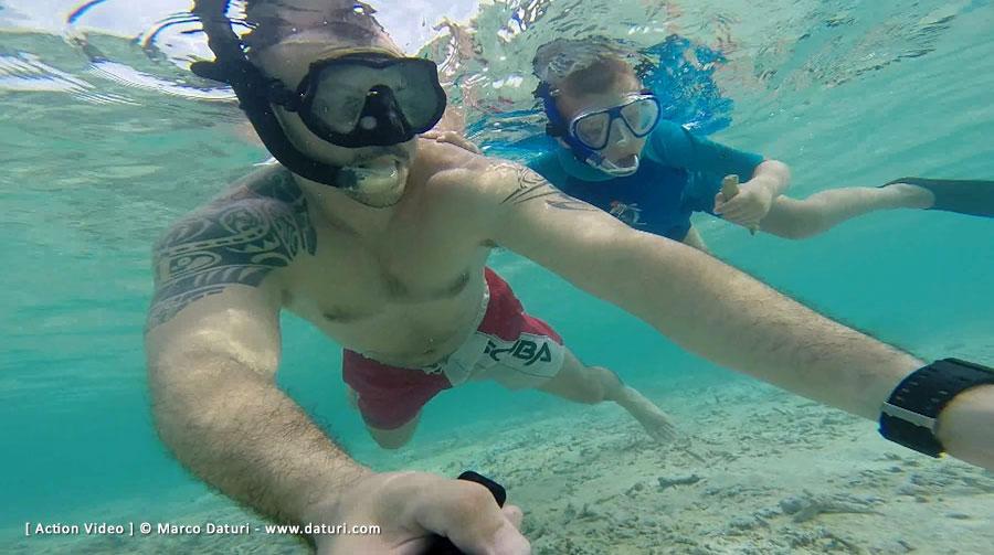 snorkeling-la passione di grandi e piccoli