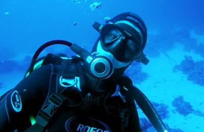 scuba-girl