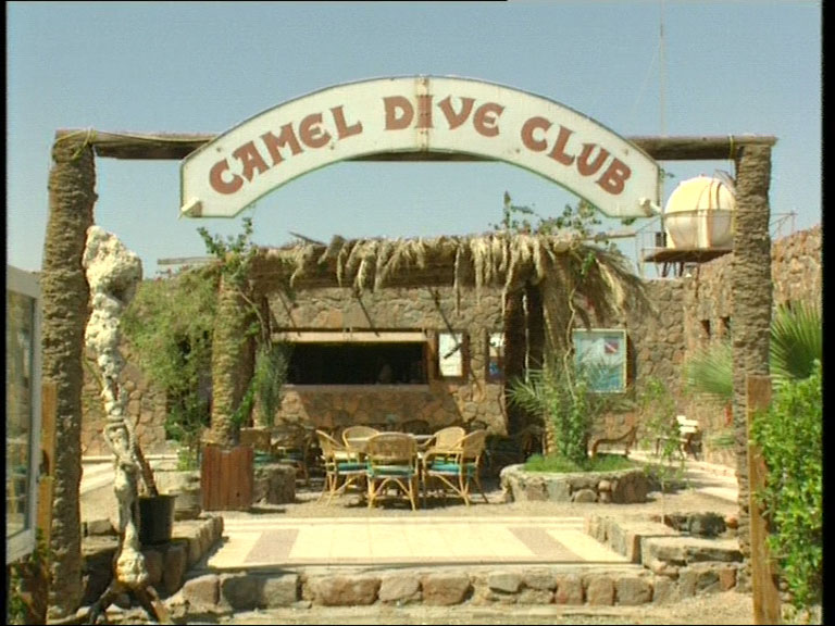 Il Camel Dive Club nel 1986_Camel Dive Club