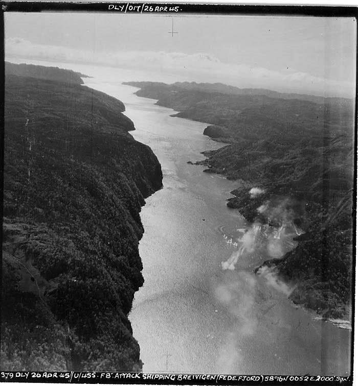 battaglia sul Fedafjord