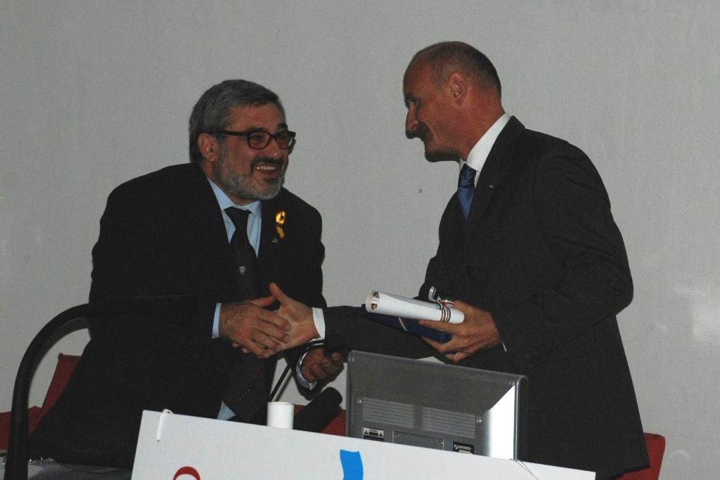 Cesare Balzi, autore del ritrovamento