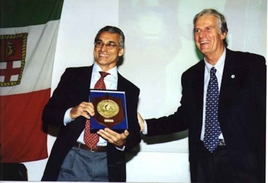 2007 HDSI Award a Andrea Ghisotti