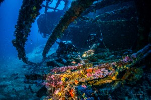 Kea, 100 anni per Burdigala e Britannic @ Kea, mar egeo | Kéa | Egeo | Grecia