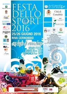 Festa dello Sport 2016 @ Riva Cernobbio | Cernobbio | Lombardia | Italia