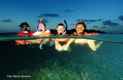 Finalmente online il nuovo sito degli snorkelisti