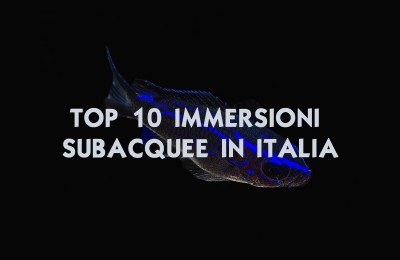 top 10 immersioni italia