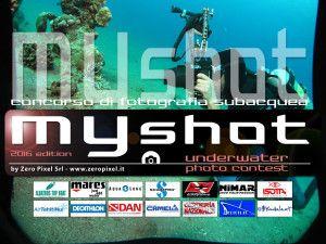 concorso fotografia subacquea MyShot
