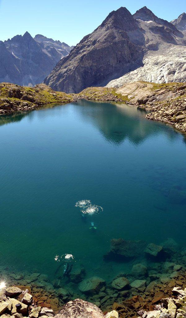 Lago del Mandrone