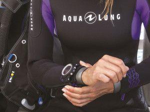 computer subacqueo Aqua Lung