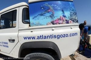 atlantis diving gozo