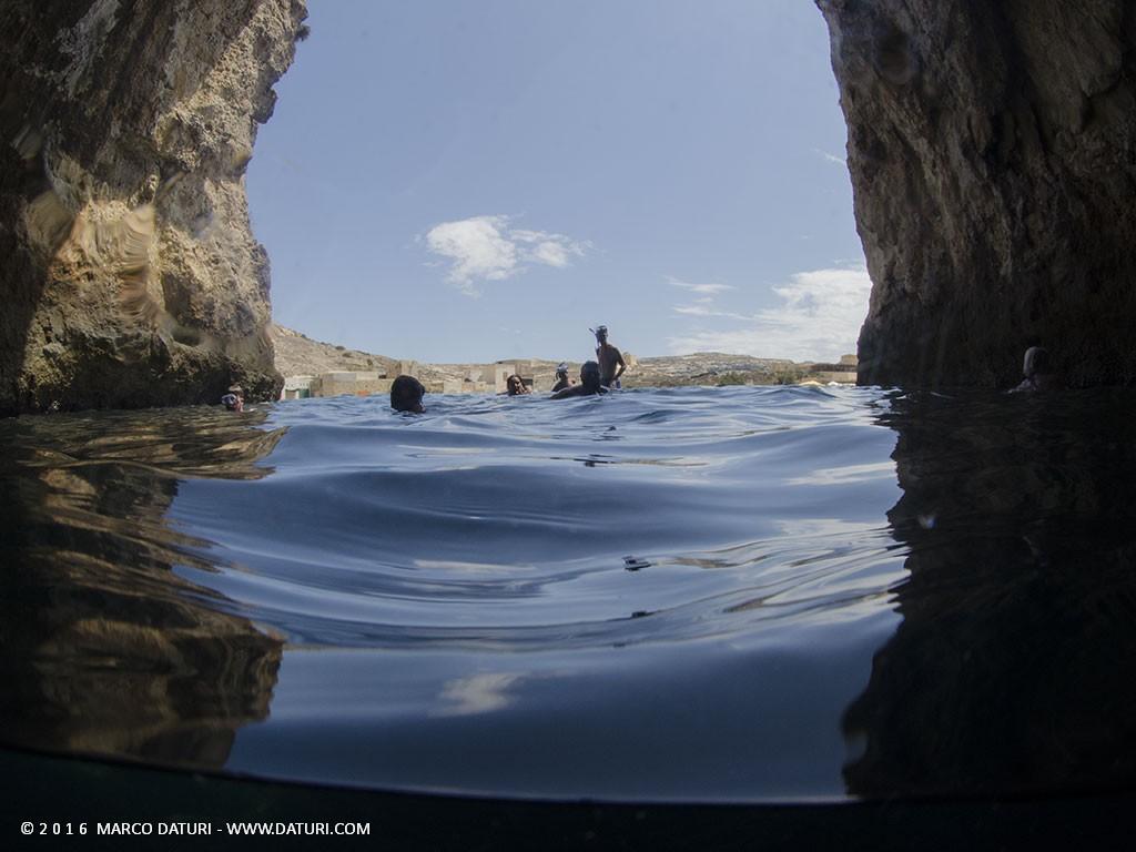 snorkeling malta