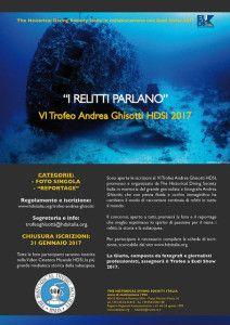 Termine per iscrizione al IV trofeo Andrea Ghisotti