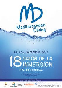 XVIII Mediterranean Diving - Salón de la Inmersión @ feria de Cornellà | Cornellà de Llobregat | Catalunya | Spagna