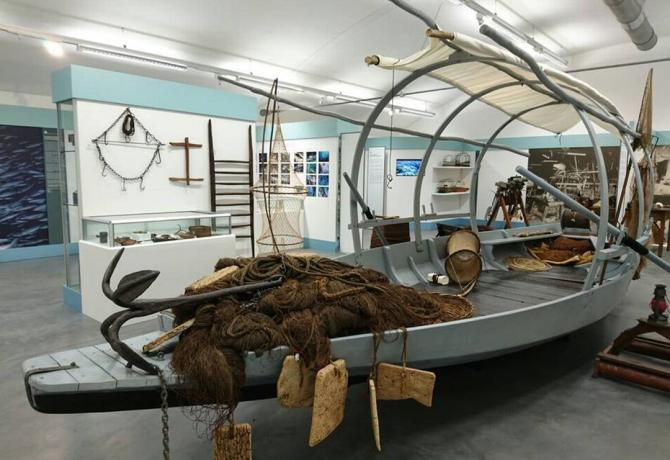 Museo della pesca Caslano