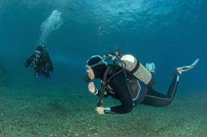 respirazione sott'acqua