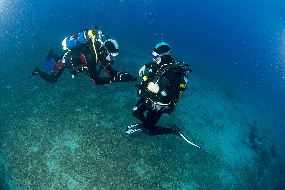 abilità subacquee