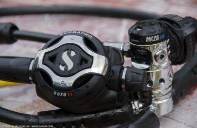 erogatore Scubapro S620 Ti