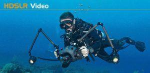 Videoripresa subacquea con le reflex