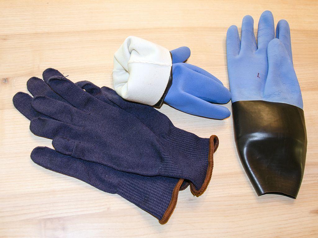 guanti stagni Essential Soft Touch