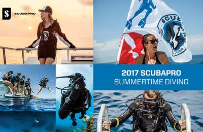 scubapro summertime diving