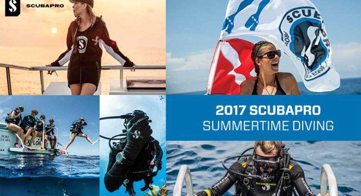 scubapro summertime diving