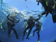 tecnica subacquea