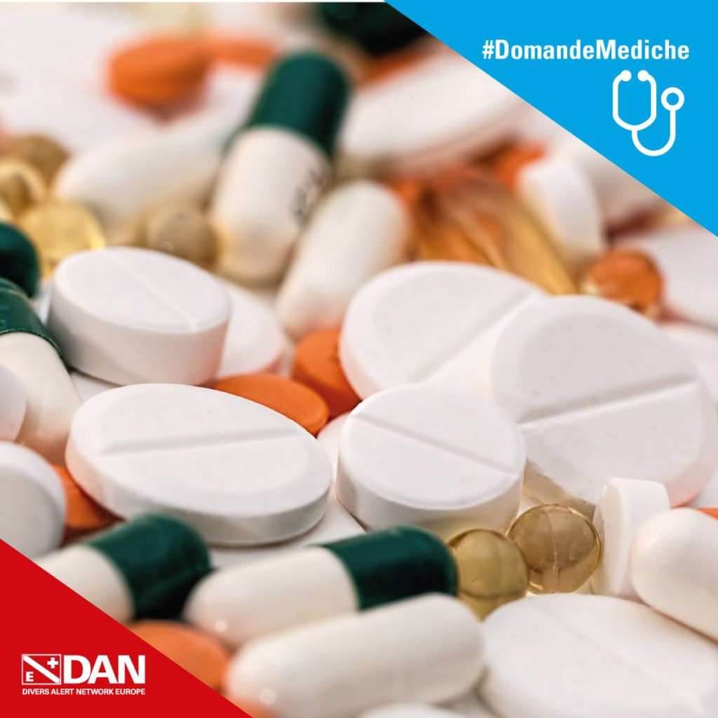 immersioni e antibiotici