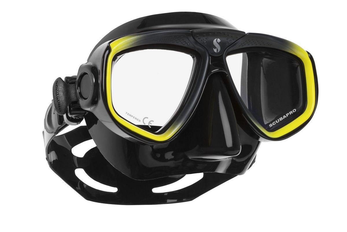 maschera sub scubapro zoom evo