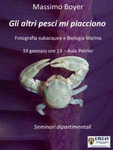 Gli altri pesci mi piacciono @ Università di Genova | Genova | Liguria | Italia