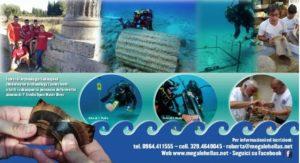6° Campo Scuola di Archeologia Subacquea @ Marina di Gioiosa Ionica | Marina di Gioiosa Ionica | Italia