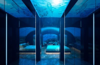 villa subacquea