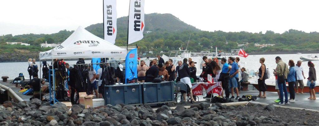 Vulcano Dive Festival 2018 @ Vulcano, Mari del Sud resort | Vulcano Porto | Sicilia | Italia