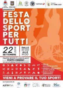 Festa dello Sport per tutti @ Porto Ceresio | Porto Ceresio | Lombardia | Italia
